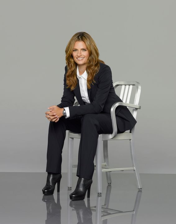 Detective Kate Beckett - Bildquelle: ABC Studios