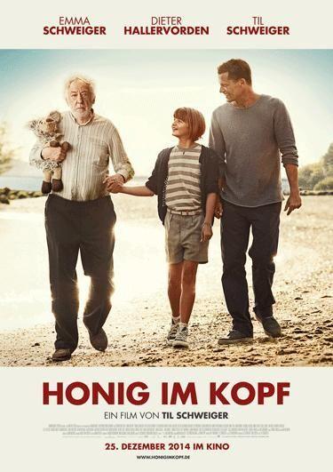 Honig-im-Kopf1 - Bildquelle: 2014 barefoot films GmbH, SevenPictures Film GmbH, Warner Bros. Entertainment GmbH