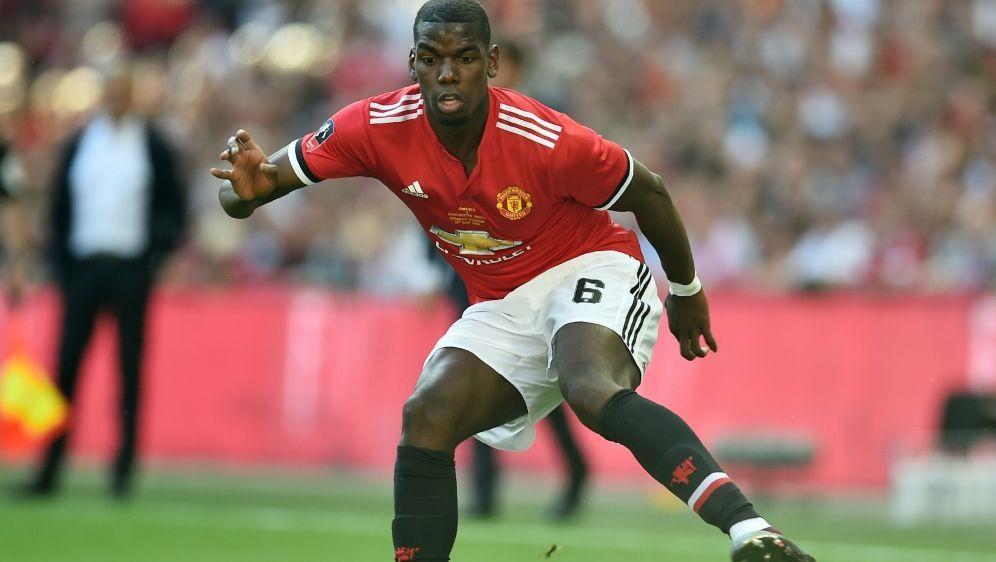 Pogba soll laut Mourinho in Manchester bleiben - Bildquelle: AFPSIDGLYN KIRK
