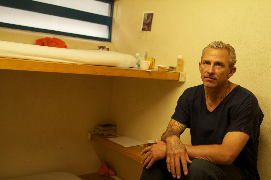 """Sitzt zum wiederholten Mal seine Zeit im Untersuchungsgefängnis in Las Vegas ab: William """"Billy"""" Kimbrell ... - Bildquelle: James Peterson Part2 Pictures"""