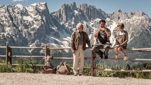 Honig-im-Kopf14 - Bildquelle: 2014 barefoot films GmbH, SevenPictures Film GmbH, Warner Bros. Entertainment GmbH