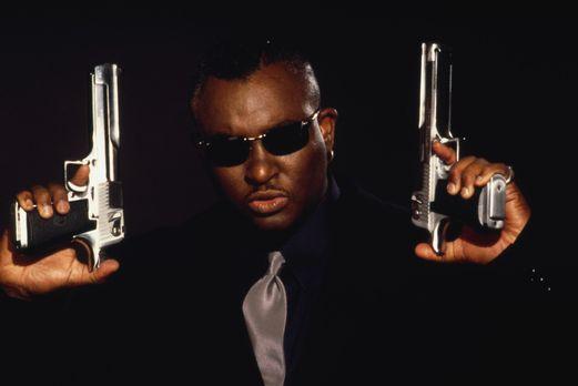"""Love and a Bullet - Aus dem Nichts heraus hat es Malik Bishop (Anthony """"..."""