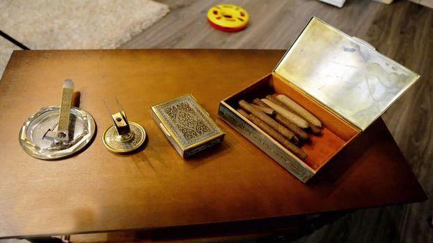 sch tze unterm hammer video in andenken an opa kabeleins. Black Bedroom Furniture Sets. Home Design Ideas