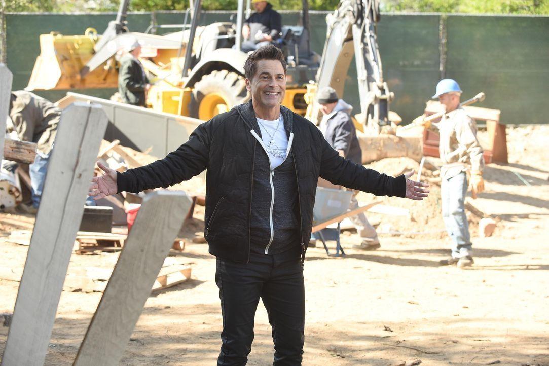 Wird Dean (Rob Lowe) sich eingestehen müssen, dass sein Wechsel in eine andere Kanzlei doch nicht der richtige Schritt war oder wird sein Ärger über... - Bildquelle: 2015-2016 Fox and its related entities.  All rights reserved.