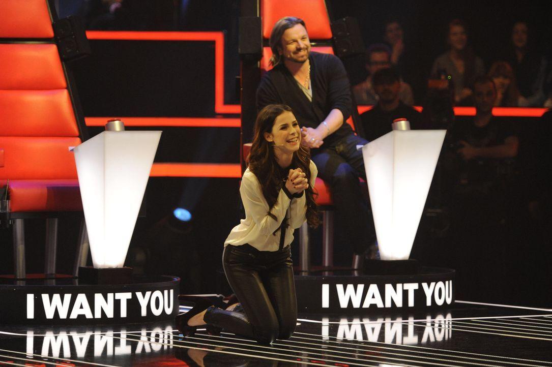 The Voice Kids: Blind Auditions - Bildquelle: SAT.1  Christoph Assmann