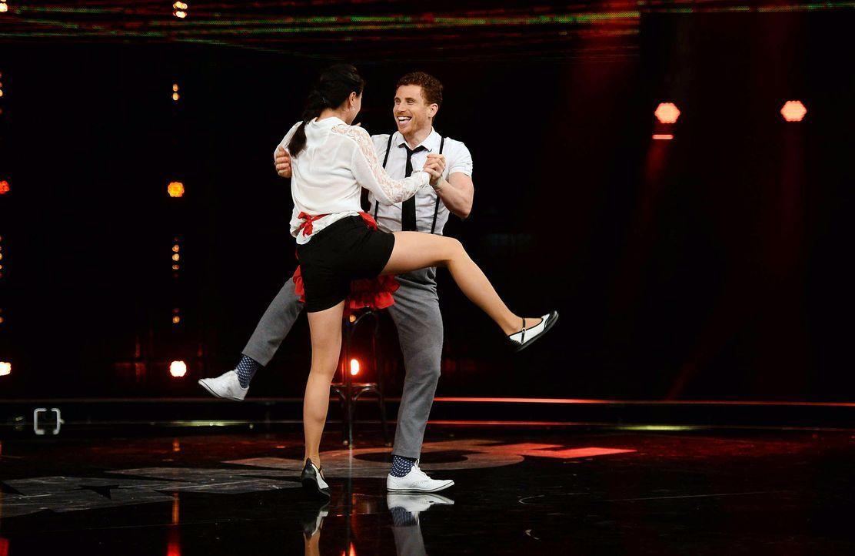 Got-To-Dance-Daniel-und-Claire-08-SAT1-ProSieben-Willi-Weber - Bildquelle: SAT.1/ProSieben/Willi Weber