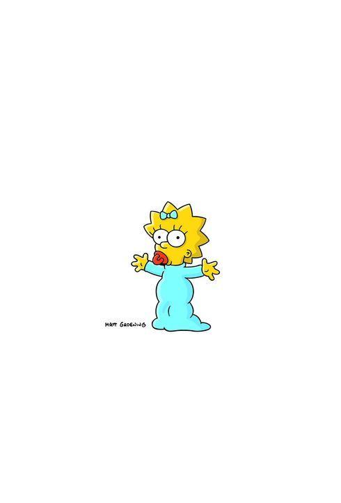(18. Staffel) - Das Nesthäkchen der Simpsons: die kleine Maggie. - Bildquelle: und TM Twentieth Century Fox Film Corporation - Alle Rechte vorbehalten