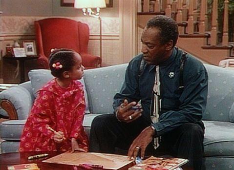 Bill Cosby Show - Olivia (Raven Symone, l.) möchte Präsidentin der Vereinigte...