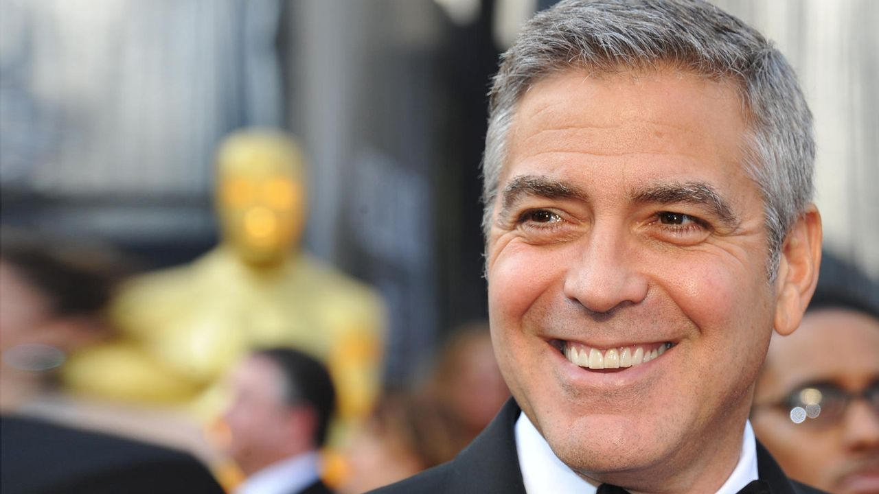 George Clooney (2012) - Bildquelle: AFP