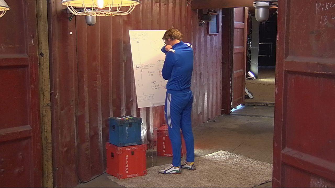 Jens Lebenslinien - Bildquelle: SAT.1