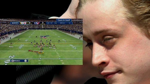 Macaulay Culkin NFL