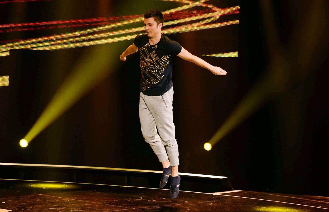 Got-To-Dance-Markus-03-SAT1-ProSieben-Willi-Weber - Bildquelle: SAT.1/ProSieben/Willi Weber