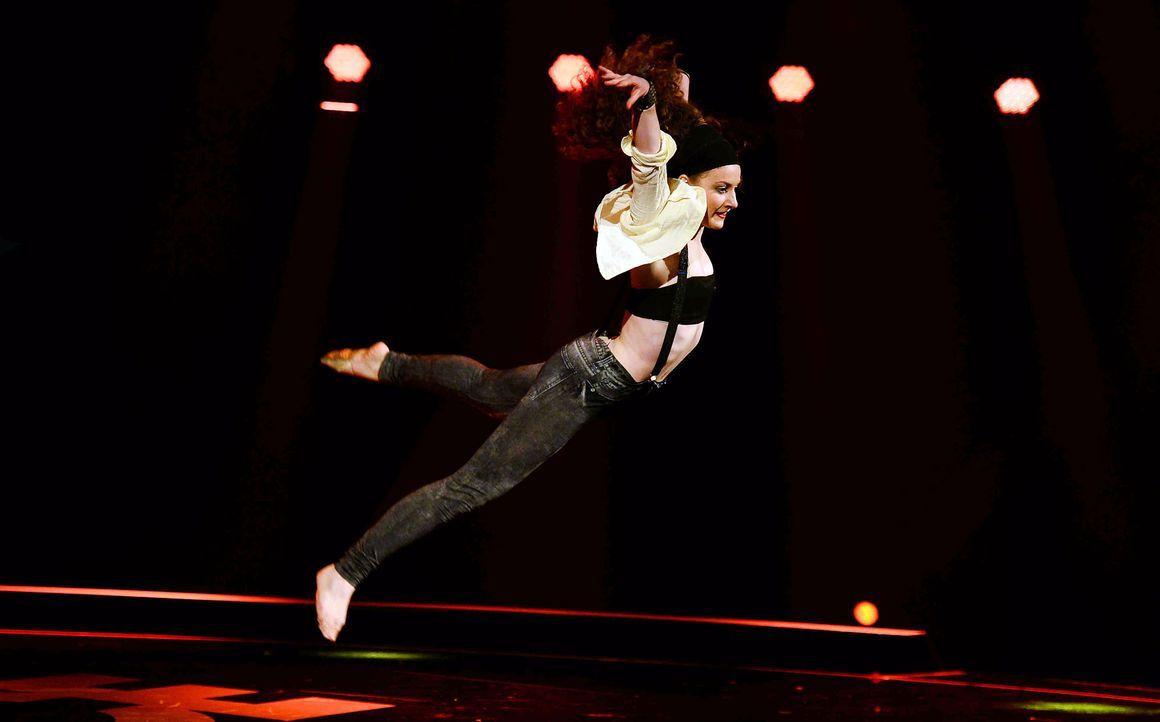 Got-To-Dance-Franziska-06-SAT1-ProSieben-Willi-Weber - Bildquelle: SAT.1/ProSieben/Willi Weber
