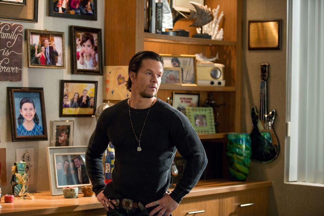 Als sich Draufgänger Dusty Mayron (Mark Wahlberg) dazu entschließt, zu seiner Ex-Frau zurückkehren zu wollen und von einen Tag auf den anderen die R... - Bildquelle: (2017) Paramount Pictures.