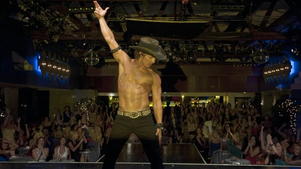 Dallas (Matthew McConaughey) leitet den Stripclub