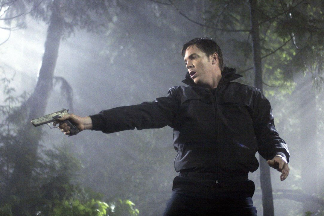 Was hat Tom Foss (Nicholas Lea) mit Kyle vor? - Bildquelle: TOUCHSTONE TELEVISION