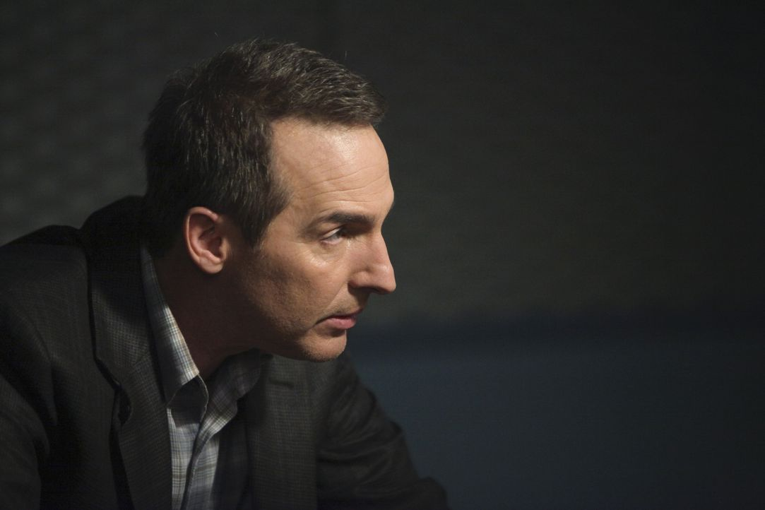 Ahnt nicht, wer sein neuer Patient ist: Sheldon (Brian Benben) ... - Bildquelle: ABC Studios