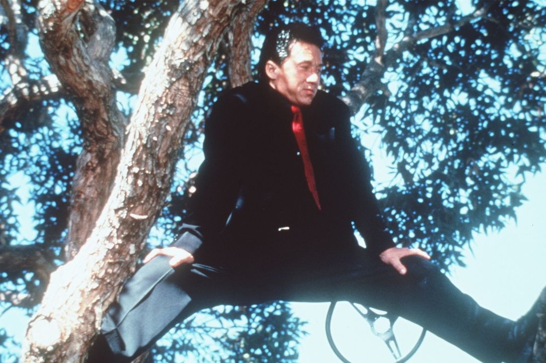 Außergewöhnliche Kampfarten erfordern außergewöhnliche Kampforte: Inspektor Lee (Jackie Chan) ... - Bildquelle: New Line Cinema