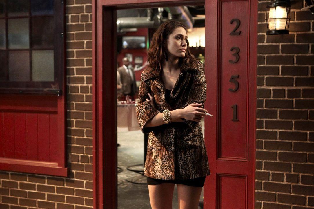 Schafft es Fionas (Emmy Rossum) Freund Steve noch rechtzeitig zur Hochzeit? - Bildquelle: 2010 Warner Brothers