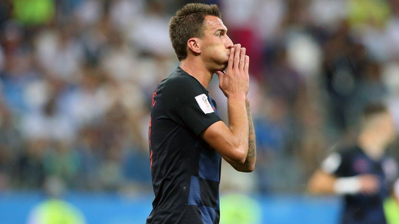 Mario Mandzukic (Kroatien) - Bildquelle: Getty Images