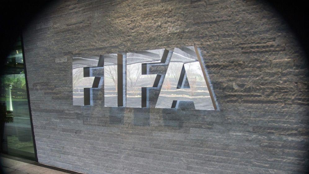 Die FIFA hat ein Disziplinarverfahren eingeleitet - Bildquelle: PIXATHLONPIXATHLONSID
