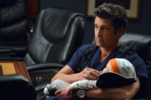 Grey's Anatomy - Ein unfassbares Angebot vom Präsidenten persönlich lässt Der...