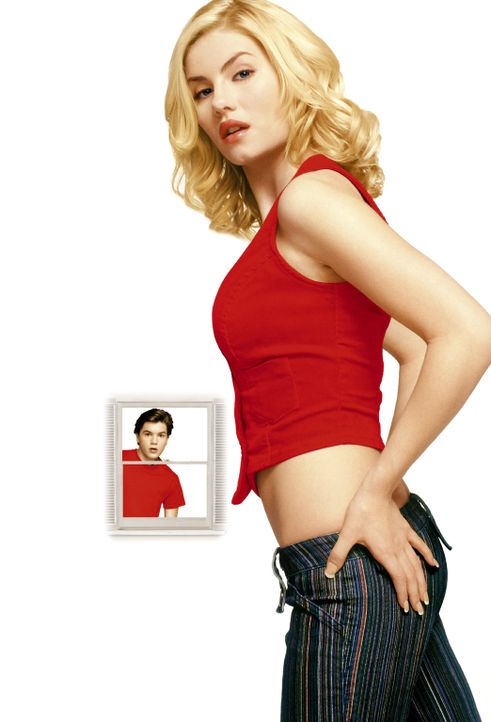 "Emile Hirsch, l. und Elisha Cuthbert, r. in "" The Girl Next Door"" - Bildquelle: 2004 by Epsilon Motion Pictures"