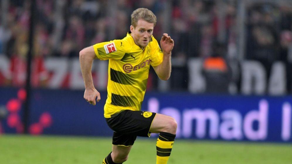 Andre Schürrle könnte gegen Leverkusen ausfallen - Bildquelle: PIXATHLONPIXATHLONSID