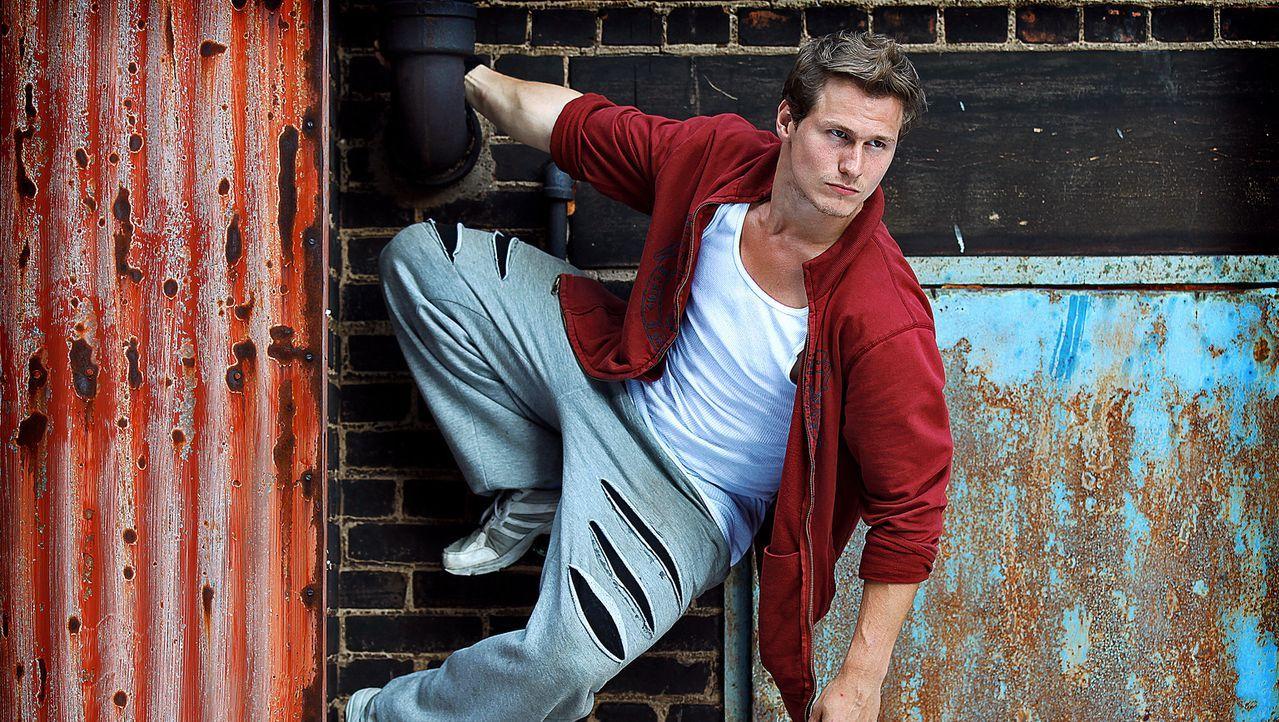 Hat kein Mitleid mit seiner Konkurrenz: Favorit Finch (Ryan Doyle) ... - Bildquelle: TIBERIUS FILM