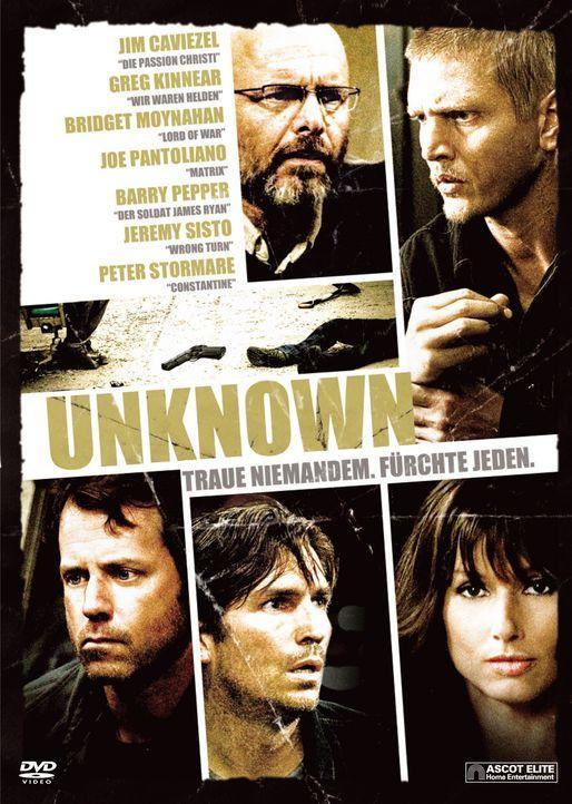 Unknown - Plakatmotiv - Bildquelle: 2002-2007 ASCOT ELITE Home Entertainment GmbH. Alle Rechte vorbehalten.