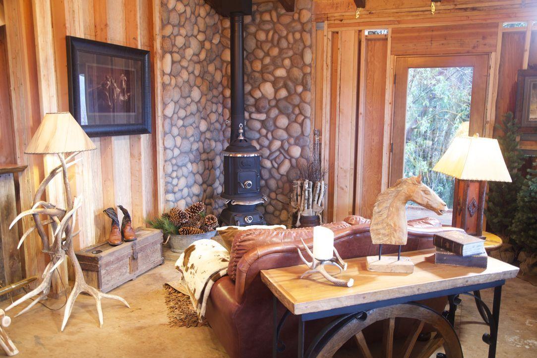 Die Kunden der Baumhaus-Helden wünschen sich einen Wein-Saloon in den Bäumen. Werden die Treehouse Guys ihnen diesen außergewöhnlichen Traum in O'Br... - Bildquelle: 2016, DIY Network/Scripps Networks, LLC. All Rights Reserved.