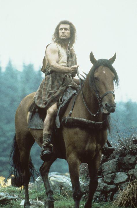 Nach dem bestialischen Mord an seiner Frau führt William (Mel Gibson) einen schier aussichtslosen Kampf gegen die englische Besatzungsmacht ... - Bildquelle: Paramount Pictures