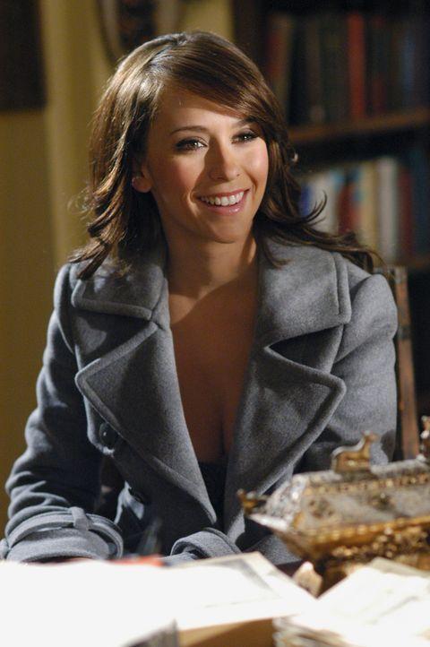 Melinda (Jennifer Love Hewitt) wird von einem Geist namens Eric kontaktiert, der bereits mehrmals auf der Erde inkarniert war, jedoch nie ein erfüll... - Bildquelle: ABC Studios