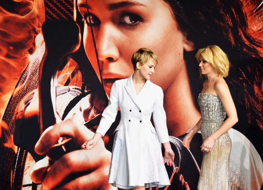 Hunger-Games-Catching-Fire-Deutschland-Premiere-32-AFP - Bildquelle: AFP