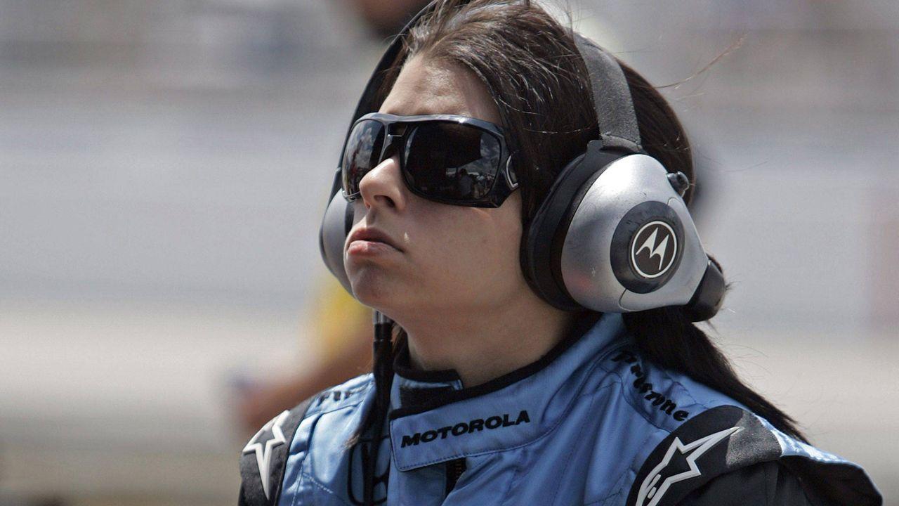 Danica Patrick: Die schnellste Frau der Welt hört auf - Bildquelle: imago/ZUMA Press