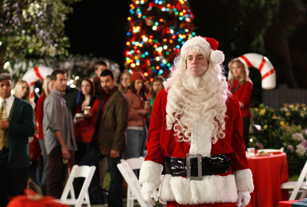 Art (Matt Roth, vorne) wird von den Bewohnern der Wisteria Lane auf der Weihnachtsfeier gemieden ... - Bildquelle: 2005 Touchstone Television  All Rights Reserved