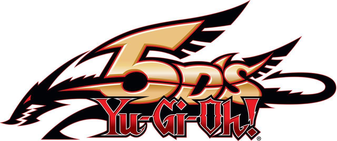 Yu-Gi-Oh! 5D's - Logo - Bildquelle: 1996 Kazuki Takahashi  ©2008 NAS • TV TOKYO