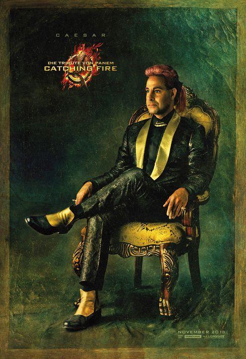 Tribute-von-Panem-Catching-Fire-Figurenposter-02-Studiocanal - Bildquelle: Studiocanal