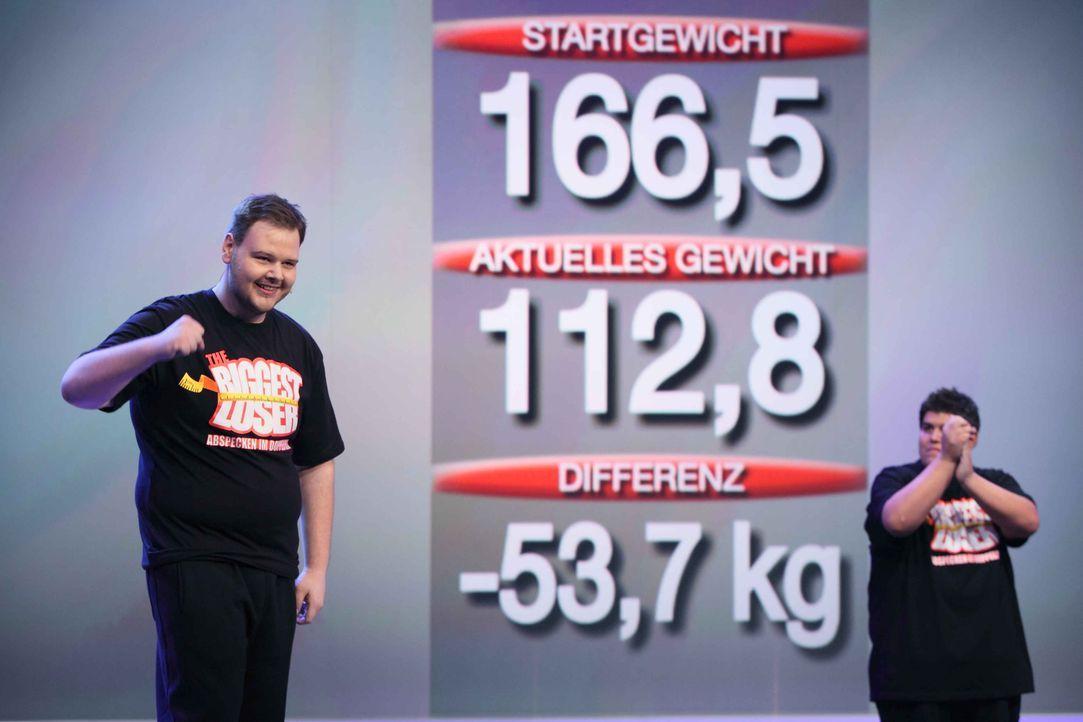 the-biggest-loser-das-xxl-finale-55 - Bildquelle: Sat.1/Hempel
