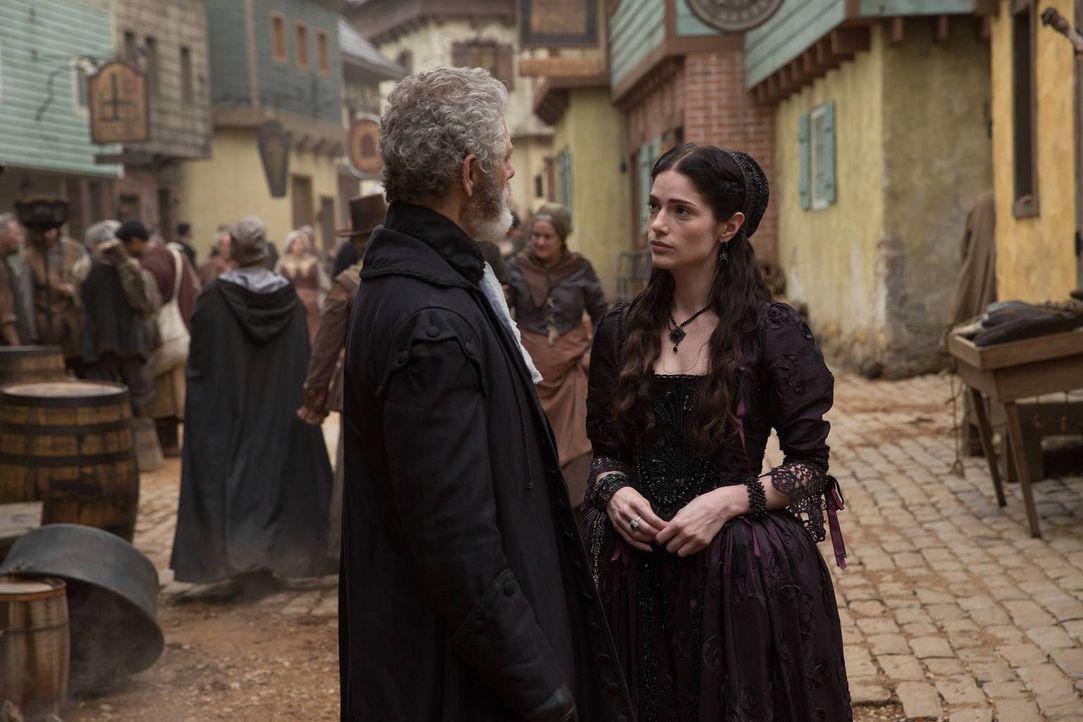 Mary bittet Increase um eine Verhandlung für John, doch der Reverend ist sich des Ausgangs angeblich bereits sicher ... - Bildquelle: 2013-2014 Fox and its related entities.  All rights reserved.