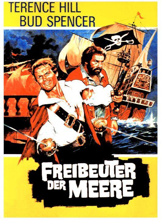 """""""Freibeuter der Meere"""" - Plakatmotiv - Bildquelle: ACB Cinematografica und Capricornio Transcontinental Pictures"""