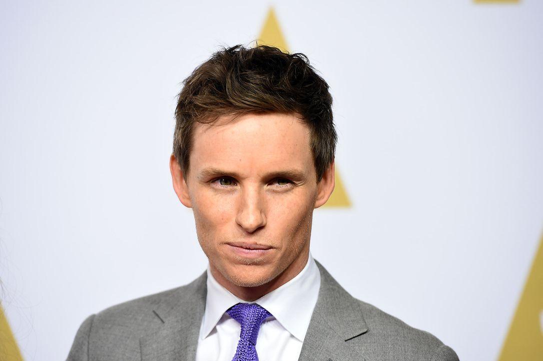 Oscar-Nominees-Luncheon-Eddie-Redmayne-160208-AFP - Bildquelle: AFP