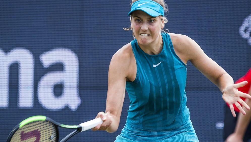 Lottner zieht beim WTA-Turnier ins Achtelfinale ein - Bildquelle: PIXATHLONPIXATHLONSID