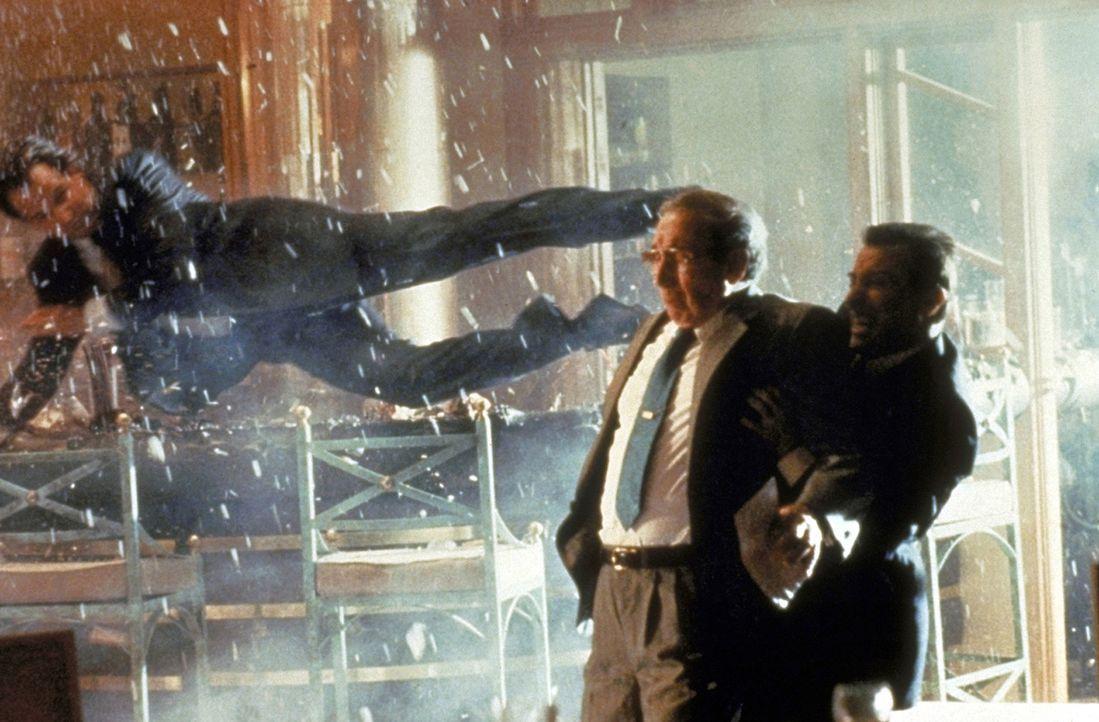 Joey Zasa, ein Feind der Corleones, lässt in Atlantic City die Elite der New Yorker Gangster umbringen. Das entfacht einen unbarmherzigen Bandenkri... - Bildquelle: Paramount Pictures
