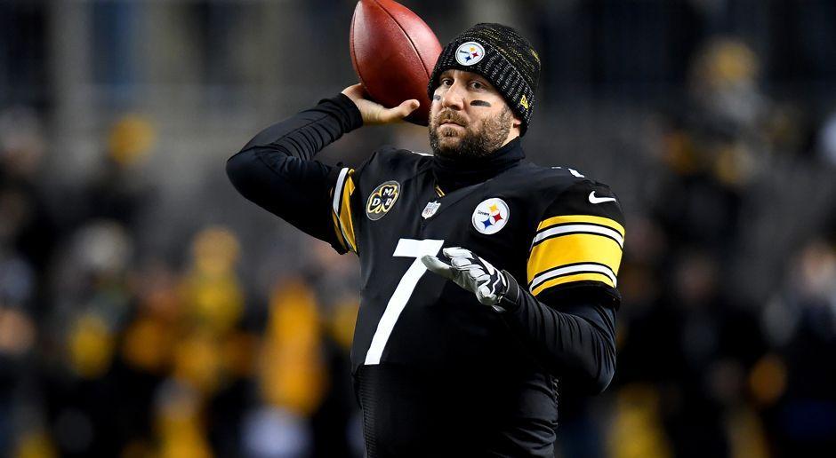 2. Ben Roethlisberger (Pittsburgh Steelers) - Bildquelle: 2017 Getty Images