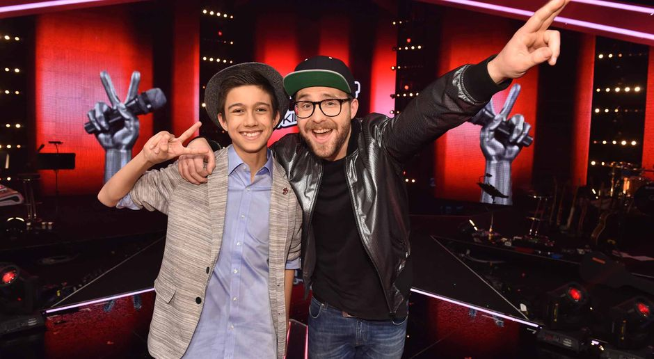 The Voice Kids Video Lukas Ist The Voice Kids 2016 Sat1