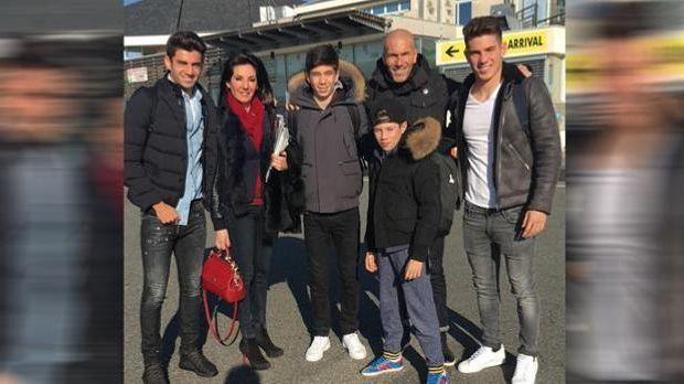 Familie Zidane