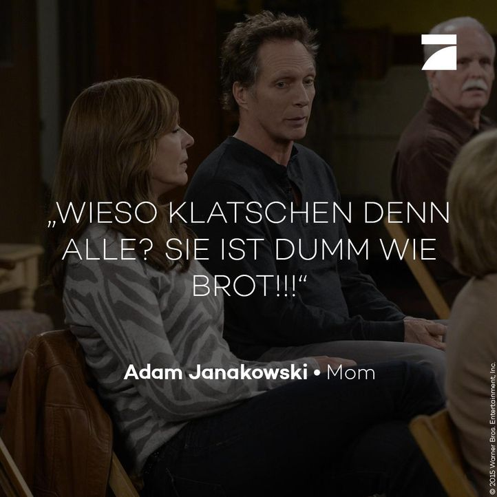 Adam - Staffel 3 Episode 18 - Bildquelle: 2016 Warner Bros. Entertainment, Inc.
