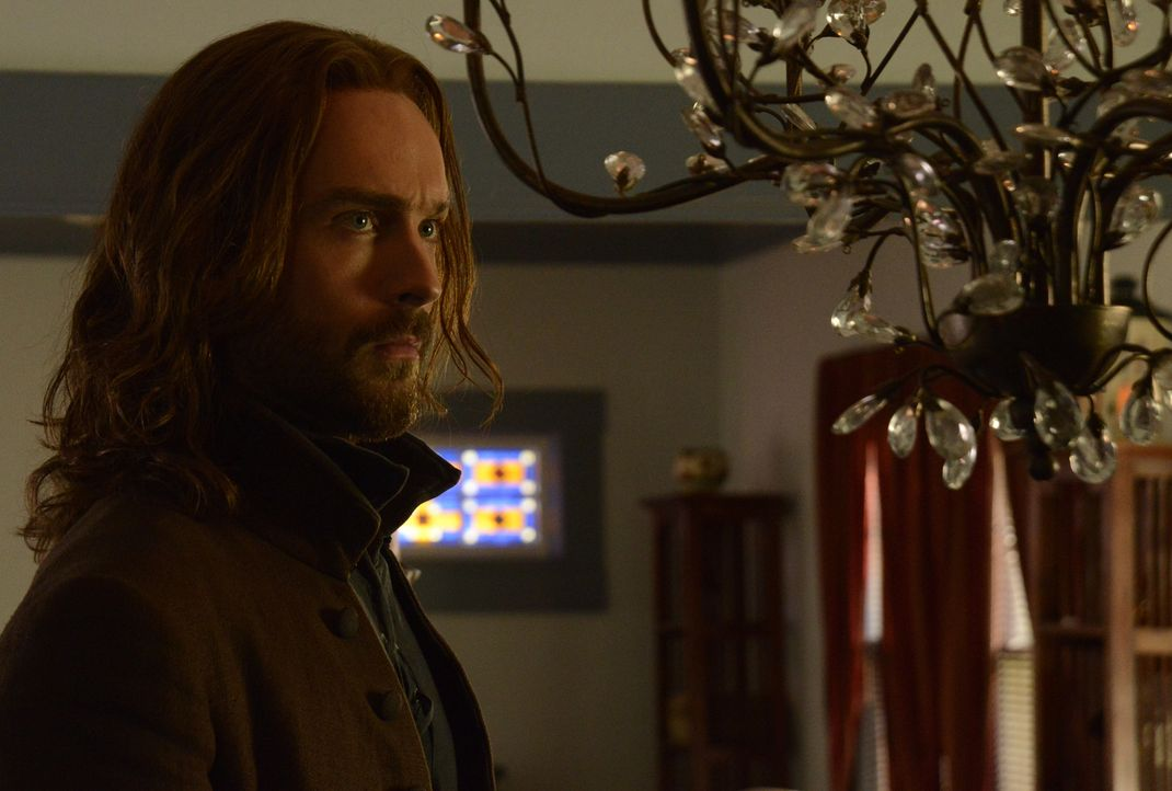 Nicht nur Ichabod (Tom Mison) kämpft für die Liebe ... - Bildquelle: 2014 Fox and its related entities. All rights reserved