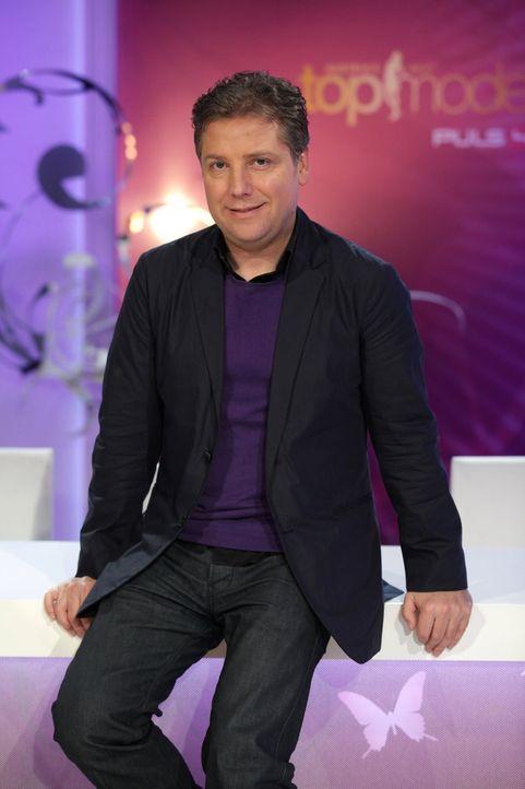 (3. Staffel) - Welche Kandidatin kann Mode-Designer Atil Kutoglu von dich überzeugen? - Bildquelle: Anna Mautner-Markhof